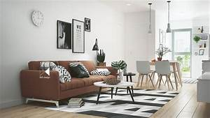 stylish, living, room, dining, room, combo, interior, design, ideas, inspiration, pictures, tips, , 35