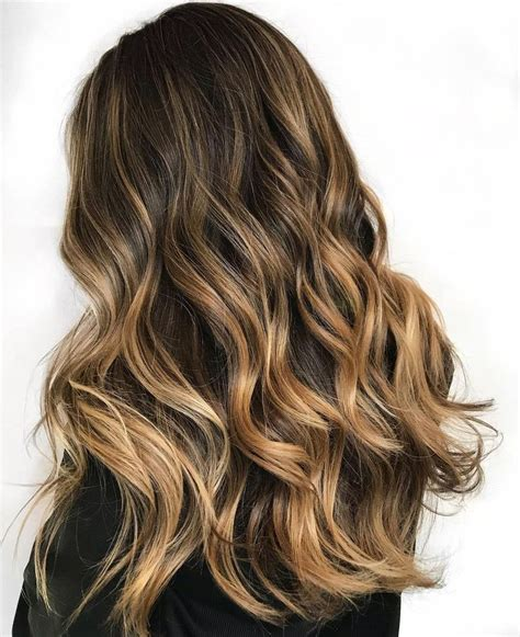 honey balayage pictures   inspire
