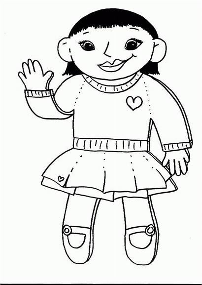 Flat Stanley Template Templates Coloring Printable Colouring