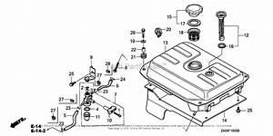 Honda Es6500 A Generator  Jpn  Vin  Gx360