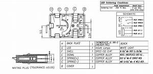 Power Jack Wiring Diagram