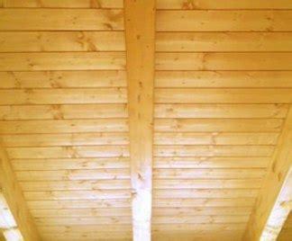 perlinato soffitto perline in legno