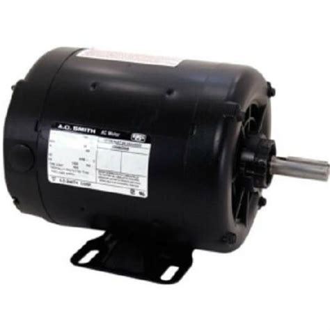3hp Electric Motor by H263l 1 3 Hp 1725 1425 Rpm New Ao Smith Electric Motor Ebay