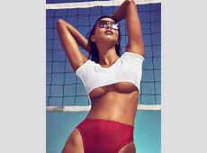 Lais Ribeiro Looks Smokin' Hot on the Beach for GQ Mexico