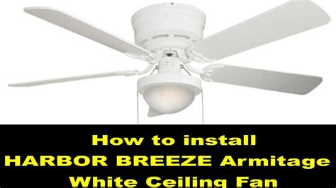 harbor ceiling fan install inestimable harbor ceiling fan harbor hive