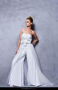 wedding dress alternatives bridal pant suits o diy With wedding dress suits