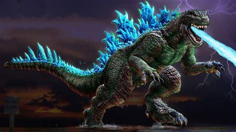 Godzilla - Wallpaper, High Definition, High Quality ...