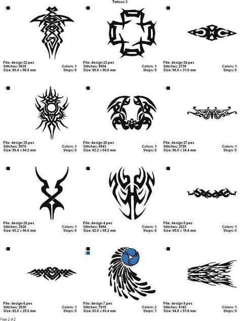 tattoos  color chart  tattoo design tattoos viking