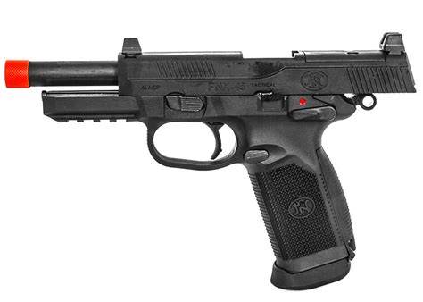 Fn Herstal Fnx-45 Tactical Gas Blowback (gbb) Full Metal