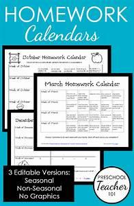 Printable May 2020 Calendar Printable Preschool Homework Calendars Preschool Teacher 101