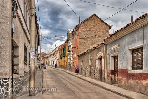 Tiwy.com - Calle Chuquisaca, Potosí, Bolivia