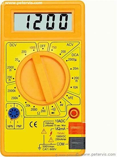 Voltage Led Forward Meter Measure Multimeter Calculator