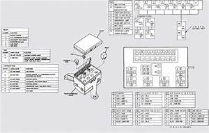 2003 Town And Country Tcm To The Pdc Wiring Diagram