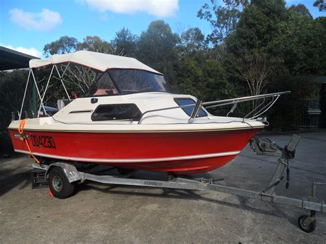 Boat Fuel Tank For Sale Qld by 1986 Haines 445 Boat Sales Qld Gold Coast 2704672
