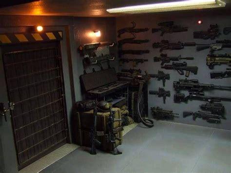 ideas  gun safe room  pinterest hidden