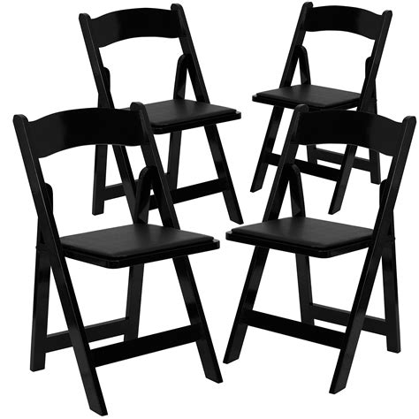 unique black wood folding chairs contrabanda