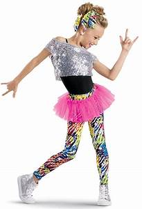 Weissmanu2122 | Sequin Tee with Print Leggings - Kateu0026#39;s 2015 Recital Costume Jazz | Dance ...