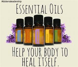 Quotes About Es... Doterra Oils Quotes