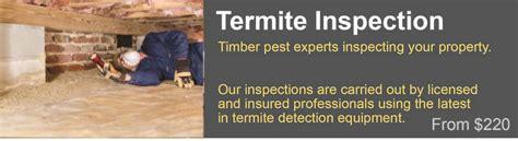 termite inspection tamborine mountain east coast