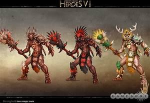 Frakcja Twierdzy W Heroes VI Artykuly Tawernabiz