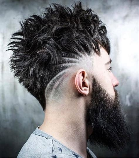 trendy undercut hair ideas  men