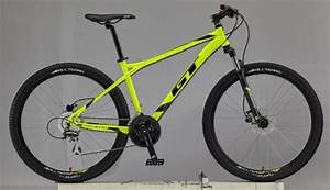 Cycling Sports Group Recalls GT Mountain Bicycles Due to