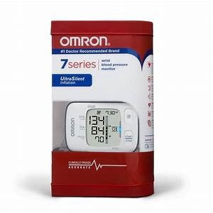 Amazon Com  Omron 7 Series Ultrasilent Wrist Blood