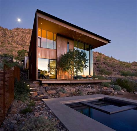 modern house in arizona jarson residence interior design and decor