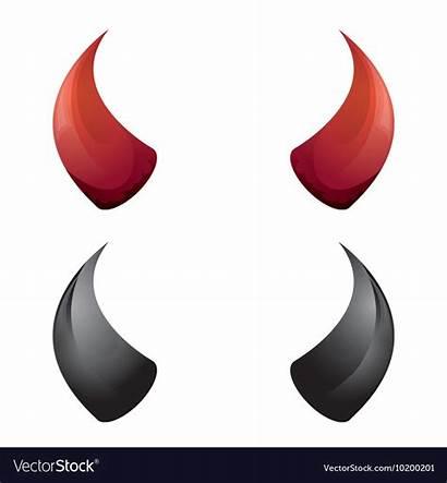 Horns Devil Clipart Horn Halo Icon Clip