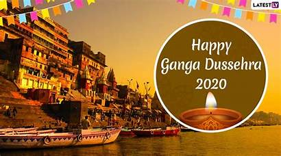 Dussehra Wishes Ganga Greetings Wallpapers Messages Whatsapp
