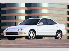 ACURA Integra Sedan specs 1994, 1995, 1996, 1997, 1998
