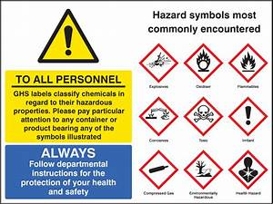 Common ghs hazard symbols sign ssp print factory for Hazard signs and meanings
