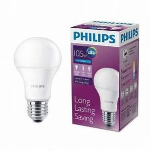 Lampu Led Philips 10 5 Watt    Bohlam 10 5 W    Philips