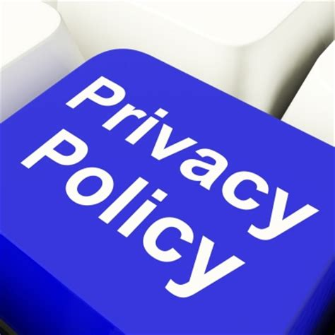 privacy policy should you a reasonable expectation of privacy on the