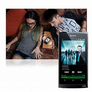 Sony Nwz-z1060 32gb Walkman Powered By Android