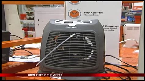 space heater using
