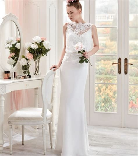 les robes de mariage civil mariage civil tenue mari 233 e