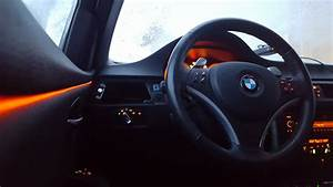 Bmw F10 Ambientebeleuchtung : anyone done ambient led trim light along dash doors ~ Kayakingforconservation.com Haus und Dekorationen