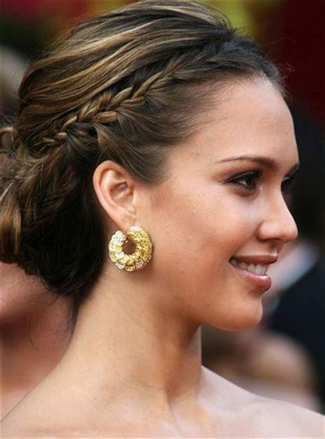 sided braid hairstyles weekly