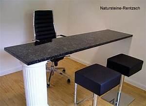 Granit Abdeckplatten Preis : couchtisch naturstein platte satiniert nero assoluto schwarz edelstahlgestell ebay ~ Markanthonyermac.com Haus und Dekorationen