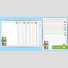 * New * Twinkl Phonics Page Borders Resource Pack  Phonics, Twinkl Phonics