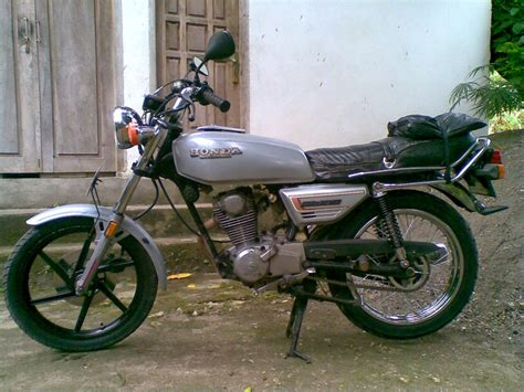 Modifikasi Honda Gl Max by Honda Gl Max Modifikasi Cb 100 Thecitycyclist