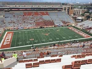 Dkr Texas Memorial Stadium Section 106 Rateyourseats