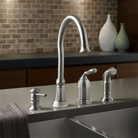 Moen Lindley Faucet Bronze by Moen Lindley Kitchen Bathroom Faucets In The Moen