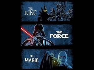 Sauron and Voldemort and Darth Vader(Video Game Scenes ...