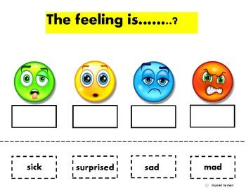 quot autism quot emotions and feelings cut paste by inspired by