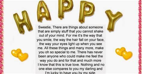 romantic birthday letter  boyfriend melts heart