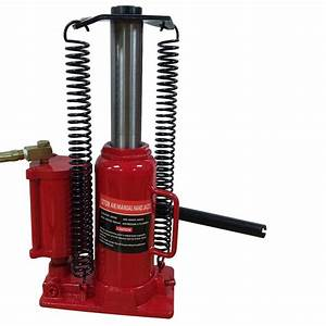 12 Ton Air Manual Pneumatic Hydraulic Bottle Jack