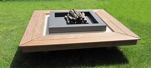 Brasero De Terrasse : table brasero terrasse pinterest brasero table et ~ Premium-room.com Idées de Décoration