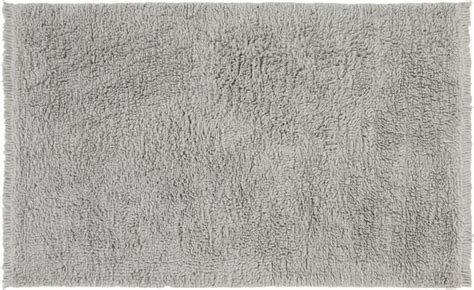 plush wool shag grey rug  reviews cb